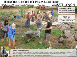 Kahumana intro to permaculture