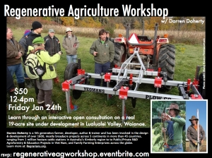 Regenerative Ag Workshop
